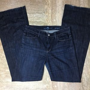 SZ 29 Ginger 7 For All Mankind Jeans